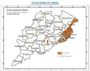 Climate of Odisha