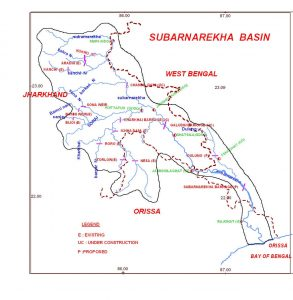 Rivers and Drainage system of Odisha