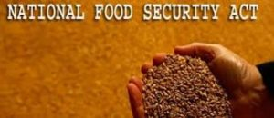 Odisha Food Security
